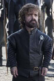 Tyrion with a beard