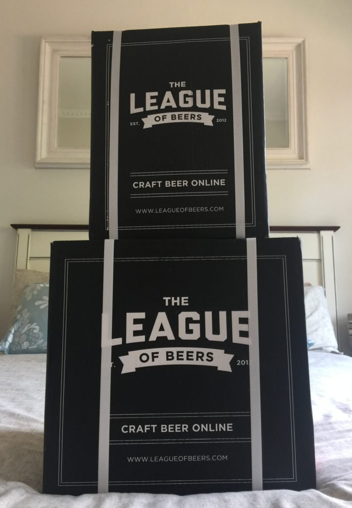 this is a story with a happy ending how i scored all this free craft beer whilst buying a last minute christmas present for my wife